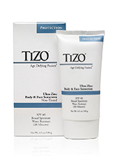 TIZO<sub>2</sub> Facial Mineral Sunscreen SPF 40