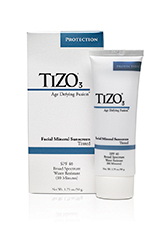TIZO<sub>3</sub> Facial Mineral Sunscreen SPF 40